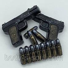Форма пластикова Пістолет ТТ МІНІ
