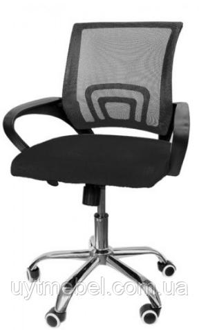 Крісло Netway S black/black (Goodwin)