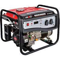 Генератор бензиновый SENCI SC6000-М (5.0-5.5кВт), р.с.