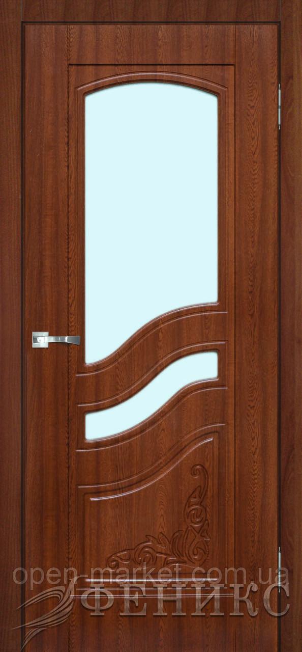 Модель Аврора, полотно остекленное, межкомнатные двери, Николаев
