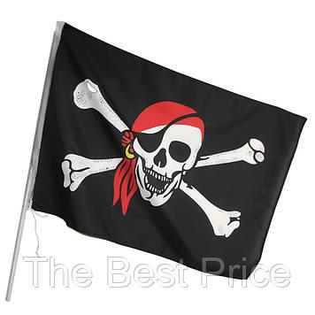 Пиратский Флаг 90х60см