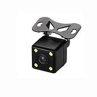 Камера заднего вида универсальная с подсветкой CAR CAM 707 (H224)! Акция