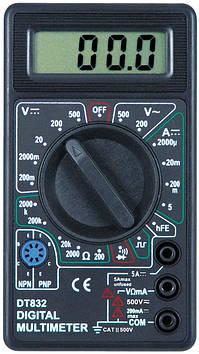 Цифровий мультиметр (тестер) DT-832 (1018)