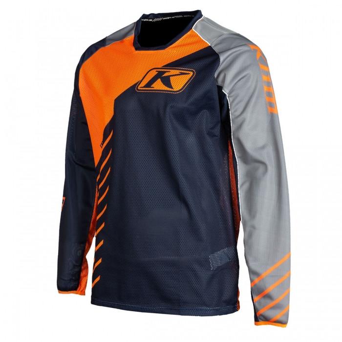 Мотоджерси KLIM Mojave Striking Orange, XL