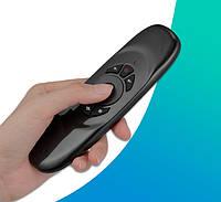 Аэромышь Air Mouse I8 Клавиатура с гироскопом воздушная мышь пульт Android TV Smart! Акция