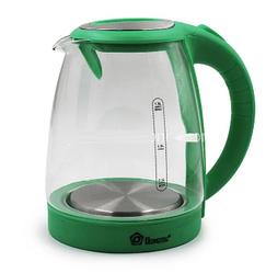 Чайник зеленый стекло MS 8112
