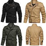 JP original 100% хлопок Мужская куртка милитари, фото 2