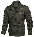 JP original 100% хлопок Мужская куртка милитари, фото 3