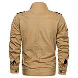JP original 100% хлопок Мужская куртка милитари, фото 5