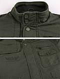JP original 100% хлопок Мужская куртка милитари, фото 6