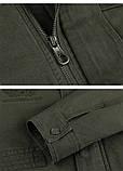 JP original 100% хлопок Мужская куртка милитари, фото 8