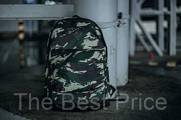 Рюкзак городской для ноутбука Nike камуфляж темный
