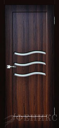 Модель Луника 3, полотно остекленное, межкомнатные двери, Николаев, фото 2