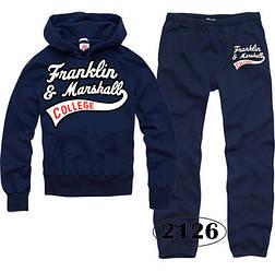 Спортивный костюм мужской Franklin Marshall / FKL-298 (Реплика)