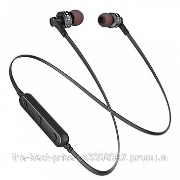 Спортивні Bluetooth навушники Awei B990BL Black (5335)