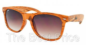 Стильные солнцезащитные очки Beach Force Wayfarer BF506K A261-477 чехол