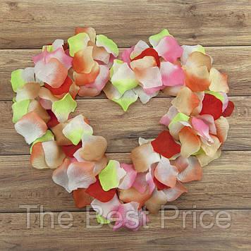 Декоративні пелюстки троянд 56103 Ніжність, 25г