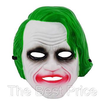 Маска Джокер (зеленый)