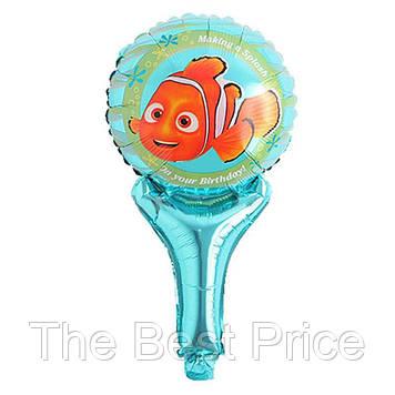 Кулька з надувний ручкою Немо