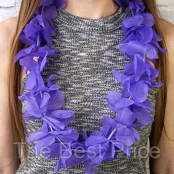 Гавайські леї Орхідеї (фіолетові)