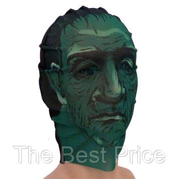 Маска чулок Труп зеленый