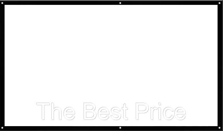 Экран для проектора 72 169 натяжной