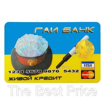 Прикольна Кредитка ДАІ Банк