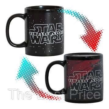 Чашка хамелеон Star Wars (товар с дефектом)