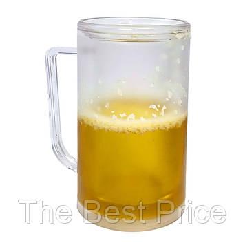 Пивная кружка Непроливайка 350 ml HT06