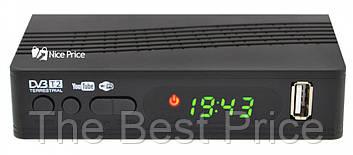 Тюнер DVB-T2 с поддержкой wi-fi адаптера