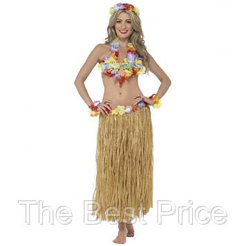 Карнавальный костюм Гавайский (бежевый)