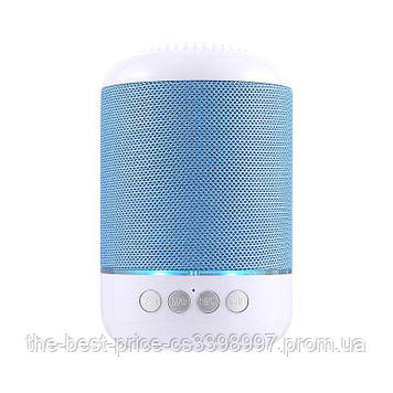 Портативна Bluetooth колонка TG 115 Блакитний