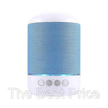 Портативная Bluetooth колонка TG 115 Голубой