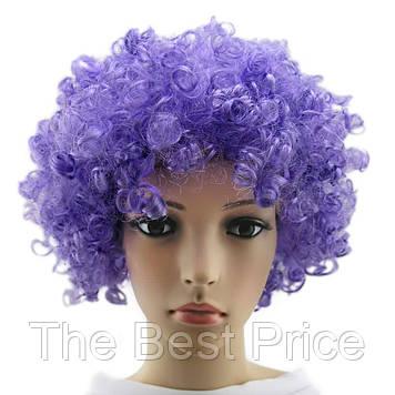 Парик Клоуна (фиолетовый)