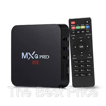 Приставка TV-BOX MX PRO-4k S905W 1GB/8GB Android 5.1