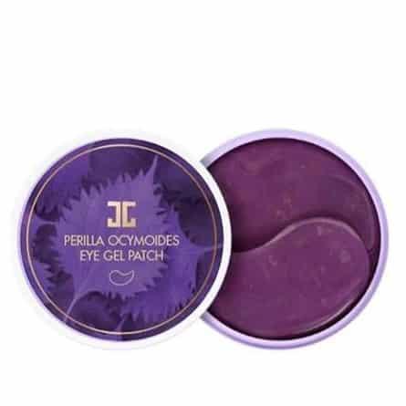 Гідрогелеві патчі для очей проти набряків JayJun Perilla Ocymoides Eye Gel Patch