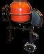 ⭐ Бетономешалка ORANGE СБ 2125П, бак 125л, готовая смесь 95л, 550Вт, вес 48 кг, упаковка 730X580X440, фото 9