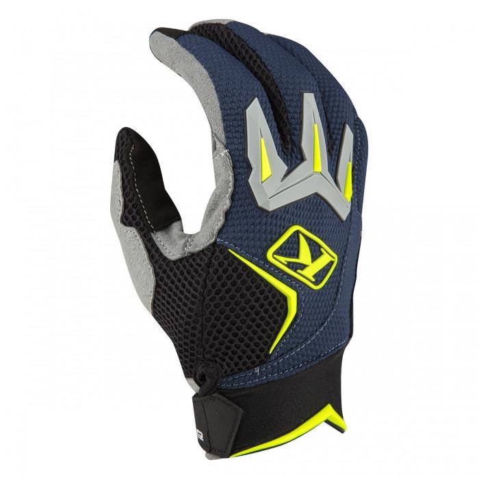 Мотоперчатки KLIM Mojave Vivid Blue, 2XL