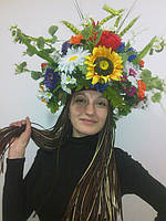 Венок украинский прокат 150грн.