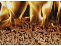 Топливные пеллеты (топливные гранулы)