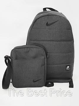 Рюкзак Барсетка городской, для ноутбука Nike