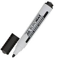 Маркер для доски BuroMax  2-4 мм черный ВМ.8800-01