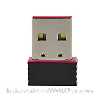 USB адаптер Dellta Wi Fi 802.11 n LV-UW03 диск (3146)