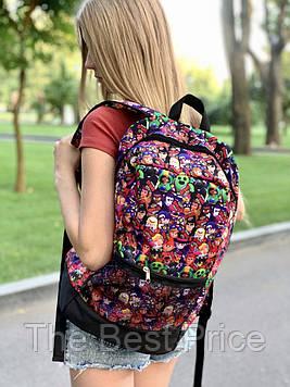 Рюкзак Городской для ноутбука Brawl Stars разноцветный v 2