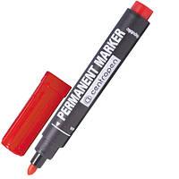 Перманентный маркер Centropen 8566 2,5 мм красный