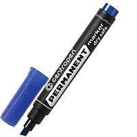 Перманентный маркер Centropen 8576 1-4,6 мм синий