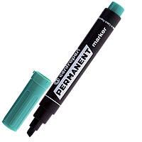 Перманентный маркер Centropen 8576 1-4,6мм зеленый