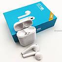 Бездротові навушники i11 TWS bluetooth навушники блютуз гарнітура навушники з боксом зарядки стерео навушники, фото 7