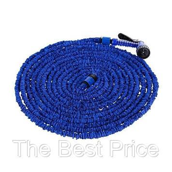 Шланг для полива X HOSE 45 м раcпылитель Синий