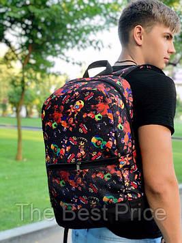 Рюкзак Городской для ноутбука Brawl Stars разноцветный v 1